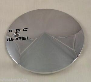 KMC Wheels Chrome Custom Wheel Center Cap ONE pn: 1000200