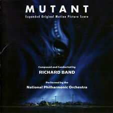 Mutant - Complete Score - Limited 1000 - OOP - Richard Band