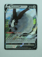 Pokemon - Dubwool V - 153/192 - SWSH Rebel Clash - Half Art