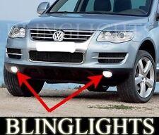 2008 2009 2010 Volkswagen VW Touareg Xenon FogLamps Driving Lights foglights Kit