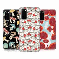 HEAD CASE DESIGNS MUSHROOM SPROUTS BACK CASE & WALLPAPER FOR SAMSUNG PHONES 1