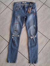 ZOE Low Waist Skinny Jeans