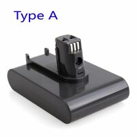 Replace For Dyson 22.2v 3000mAh Extended Battery for Dyson DC31 DC34 DC35 DC44