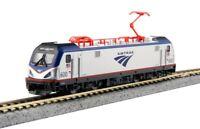 "Kato 137-3001D N Siemens ACS-64 Amtrak #600 ""David L. Gunn"" w/ DCC Installed"