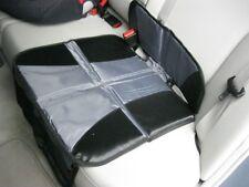 Stabile Unterlage mit Taschen für Kindersitz Kindersitzunterlage Sitzschoner