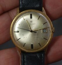 Vintage automatic watch JUNGHANS cal.651 eta 2472 working condition
