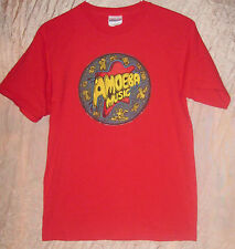 AMOEBA MUSIC RECORDS MEDIA STORE AUTHENTIC 2014 SHIRT SM NM SAN FRAN HOLLYWOOD
