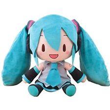 SEGA Hatsune Miku series MEJ fluffy stuffed toy mega-jumbo size Plush Doll 30cm