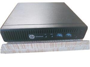 HP EliteDesk 705 G2 Desktop Computer - Windows 10 Professional *Works Great*