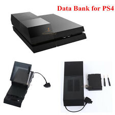2TB Data Bank Video Game External Hard Drive Storage for PS4 Playstation 4 Black