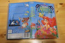 VHS Video Kassette Arielle die Meerjungfrau Disney Trickfilm Meisterwerke 79 Min