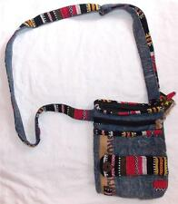 NEW GRINGO FAIR TRADE BOHO HIPPY FESTIVAL ETHNIC HIPPIE SHOULDER PASSPORT BAG