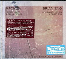 BRIAN ENO-APOLLO: ATMOSPHERES & SOUNDTRACKS-JAPAN 2 SHM-CD+BOOK Ltd/Ed J50