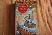 """Livre Jules Verne """"Un capitaine de 15 ans"""" 2 tomes Michel de l'Ormeraie Hetzel"""