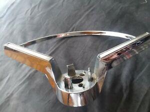 Vintage 1965 1966 Chevy Impala Steering Wheel Horn Ring OEM