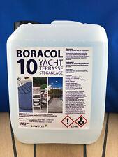BORACOL 10 Yacht die bewährte Pflege für Ihr Teakdeck 5Liter  5L Sonderpreis