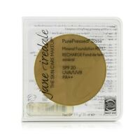 NEW Jane Iredale PurePressed Base Mineral Foundation Refi (Golden Glow)