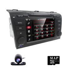 "7"" Car DVD Player GPS Radio BT Map for Mazda3 2004 2005 2006 2007 2008 2009"