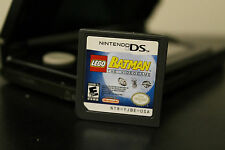 LEGO Batman: The Videogame  (Nintendo DS, 2008) *Tested / 3DS Compatible