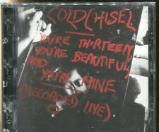 COLD CHISEL - YOU'RE THIRTEEN, YOU'RE BEAUTIFUL AND YOU'RE MINE (LIVE) EP - CD