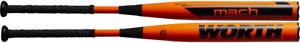 """2021 Worth WM21BA Mach 1 Boss 302 Balanced ASA Softball Bat 13.5"""" Barrel"""