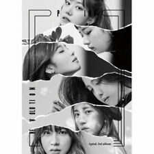 APINK [PINK REVOLUTION] 3rd Album CD+Photobook+Photocard+Specialgoods K-POP