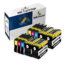10 NON-OEM Ink For HP OfficeJet 6100 6600 6700 7110 7610 7612 7510