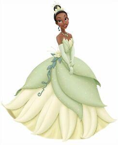Disney Princess Tiana wall /cupboard sticker - 297mm x 244mm