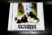 """DREI GLORREICHE HALUNKEN """"Urbane Märchen"""" 3-Track-PROMO-CD, neuwert, Hip Hop rar"""