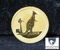 2012 1/2 g Australia Gold Kangaroo BU (In Capsule)