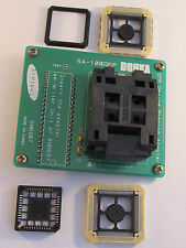Samsung SA-100QFP Testsockel Set 5-teilig - A19/4654