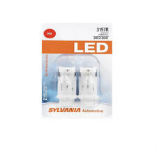 NEW Sylvania 3157R Red LED Replacement Bulbs - Also Fits 3057 / 3047 - 2pack