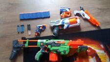 ♥ Nerf ♥ Sammlung verschiedene Pistolen + Pfeile ♥