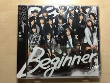 AKB48 CD 18th single Beginner Theater Version