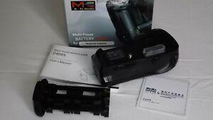 Meike Multi-Power Battery Pack/Grip for Nikon D800S