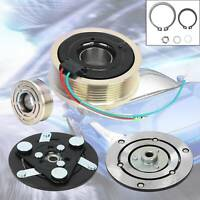 Front AC Compressor Clutch Pulley Bearing Coil Plate For Honda Civic 06-11 1.8L