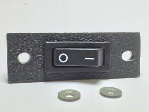 Jenn Air 4 Wire Fan Switch IS NO LONGER MADE Replaced By 2 Wire Fan Switch