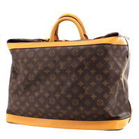 LOUIS VUITTON Cruiser 45 Boston Hand Bag Brown Monogram M41138 Auth #AC493 Y