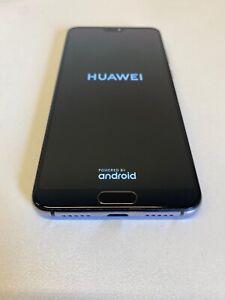 Huawei P20 Pro  - 128GB (Dual Sim) - Black (Unlocked) Smartphone