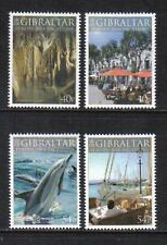 Gibraltar 2004 Europa/Tourism--Attractive Topical (960-63) MNH