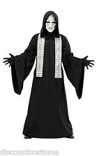 PHANTOM MIME ADULT HALLOWEEN COSTUME STANDARD SIZE FITS UP TO JACKET SIZE 44
