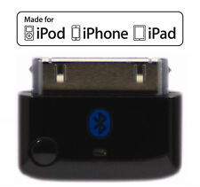 KOKKIA i10 (Black) Tiny MULTI-STREAM Bluetooth iPod Transmitter, iDevices
