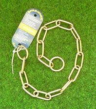 1 Curogan Halsband 68 Cm HS Sprenger Germany 4mm (hundehalsband Hundesport)
