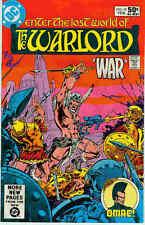 Warlord # 42 (Mike Grell, así que OMAC) (Estados Unidos, 1981)