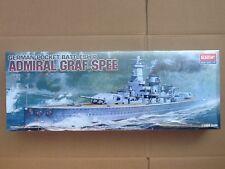 ACADEMY 1/350 Admiral Graf Spee German Pocket Battleship # 14103  FACTORY SEALED