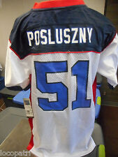 NFL Reebok Youth Buffalo Bills Paul Posluszny Jersey NWT XL