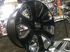 "22"" GMC Sierra Yukon Denali 1500 Style Rims Wheels Replacement Set of 4 5665"