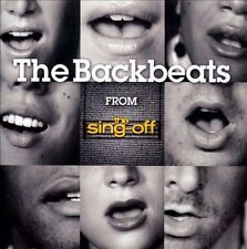 The Backbeats from the Sing-Off (CD, 2012)