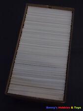 """500 New Glassine Envelopes #3 - 2 1/2"""" x 4 1/4"""" - Stamp Philately Supplies"""
