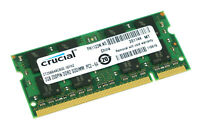 CT25664AC800.16FHZ MT16HTF25664HZ-8900H1 CRUCIAL MICRON 2GB PC2-64000S (CA611)